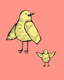 poulet Photo stock