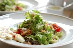 Poulet Caesar Salad Image libre de droits