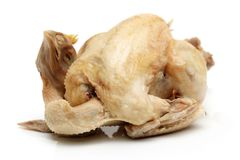 Poulet cuit photos stock