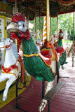 Poulet de carrousel Image stock
