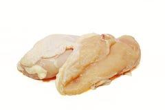 Poulet de viande fraîche Photographie stock libre de droits