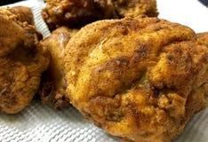 Poulet frit de babeurre Image stock