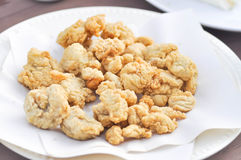 poulet frit, poulet frit croustillant Images libres de droits