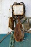 poulie photo stock