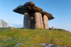 Poulnabrone Stock Images