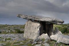 poulnabrone grobowca Obrazy Stock