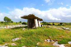 Poulnabrone Tomb, Ireland Royalty Free Stock Photo