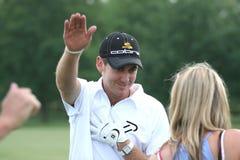 Poulter, De ouvert France 2006, jouent au golf le national Images stock