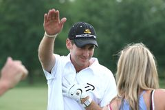 Poulter, Open de France 2006, golf National Stock Images