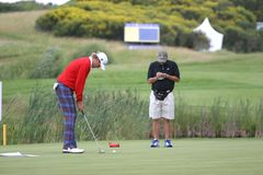 Poulter, Open de France 2006, golf National Stock Photos