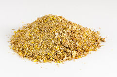 Poultry feed animal farm raw material Royalty Free Stock Image