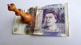 Pound Is Back In The Game Stock Image