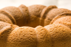 Pound Cake. Close up picture of  delicious pound cake Royalty Free Stock Image