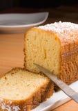 Pound cake royalty free stock photos