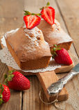 Pound cake Stock Photos