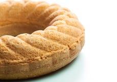 Pound Cake Macro Stock Photo