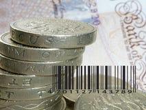 Pound für Verkauf Lizenzfreie Stockbilder