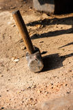 Pound Hammer Royalty Free Stock Image