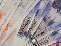 Pound notes Stock Photography