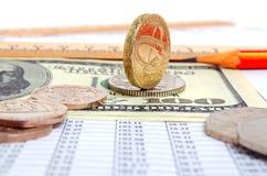 Pound rate. Stock Photos