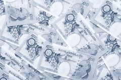 Pound sterling Stock Photos