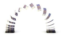 Pound Transfer Royalty Free Stock Photo