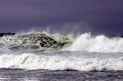 Pounding Surf Stock Image
