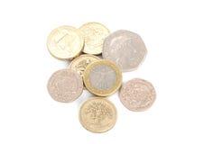 Pounds stockfotografie
