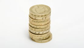 Pounds Royalty Free Stock Photo