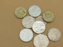 Pounds Royalty Free Stock Photos