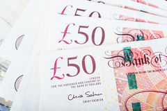Pounds currency Stock Photography