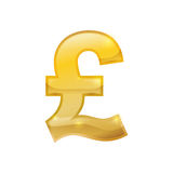 Pounds Money currency Royalty Free Stock Images
