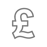 Pounds Money currency Royalty Free Stock Photo