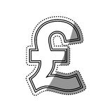 Pounds Money currency Royalty Free Stock Image