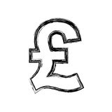 Pounds Money currency Royalty Free Stock Photography