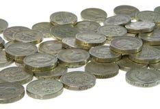 pounds ut royaltyfri fotografi