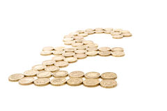 Poundzeichen lizenzfreies stockbild
