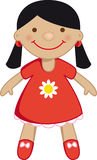 poupée Photo libre de droits