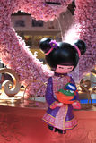 Poupée chinoise 01 Photos libres de droits