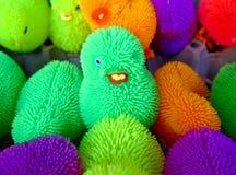 Poupée colorée Photographie stock