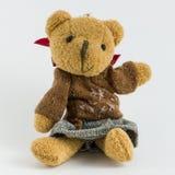 Poupée d'ours Photographie stock