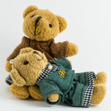 Poupée d'ours Images libres de droits