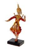 Poupée de danse d'Inde Photographie stock