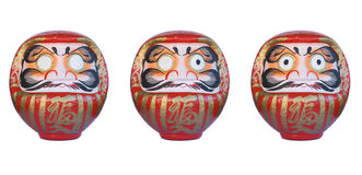 Poupée de Daruma Photos stock