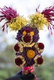 Poupée de fleur Image libre de droits