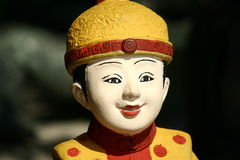 Poupée de la Chine Photos libres de droits