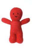 Poupée de laine Images stock