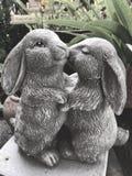 Poupée de lapin Images libres de droits