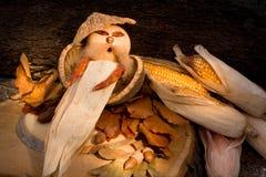 Poupée de maïs photos libres de droits