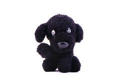 Poupée de tricotage de chien photos stock